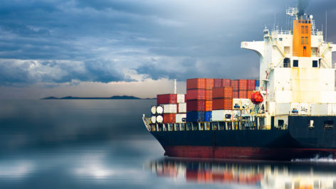 Stable Demand Slightly Recovers Containerized Maritime Transport
